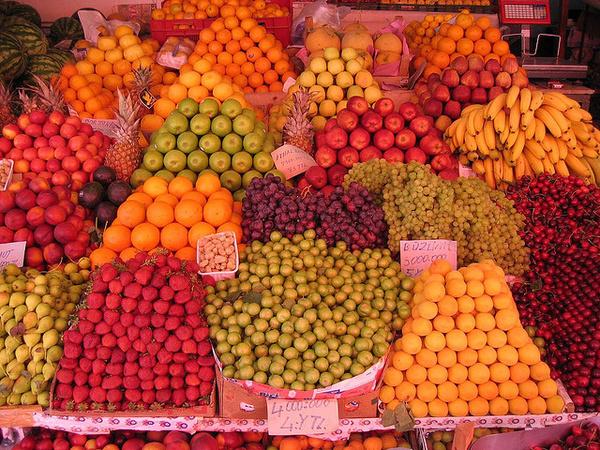 Mondjuk mindenféle gyümölcsöt Fotó: heydrienne