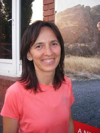Aki válaszol: Vajda Zsuzsi, a futóklub edzője
