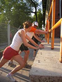 Bemelegítéssel kezdj és futás után ne felejts el nyújtani!
