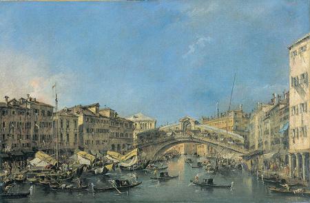 Francesco Guardi festménye 26,7 millió fontért kelt el