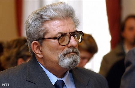 Sándor István büntetőperének tárgyalásán (fotó: Honéczy Barnabás)