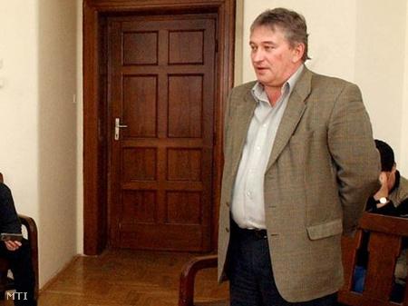 Kéri J. Tibor (Fotó: Rózsahegyi Tibor)