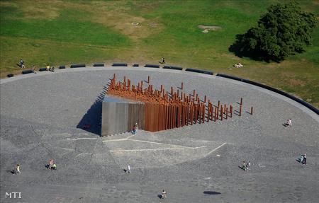 Az emlékmű 2009-ben