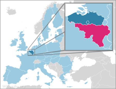 Vallónia és Flandria
