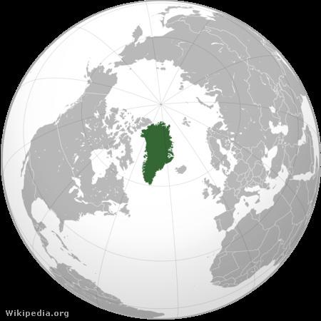 Grönland, Dánia