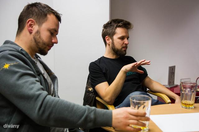 Ebben Szalai Tamás és Varjú Erik, a Horizont sörfőzde szakértői voltak a segítségünkre.