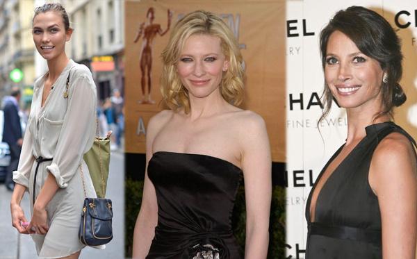 Karlie Kloss, Cate Blanchett és Christy Turlington