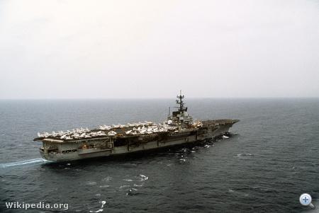 A USS Forrestal 1982-ben