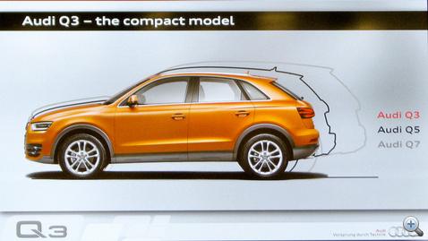 Mint a matrjoska-babák, úgy illenek egymásba az azonos karakterű Audi SUV-ok