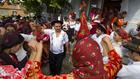 Hatalmas, színes és hangos - ilyen az igazi roma lagzi