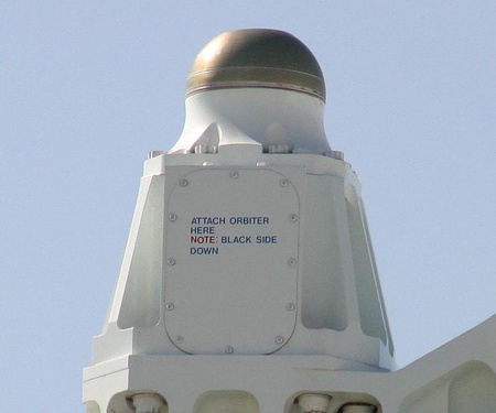 Shuttle mounting point