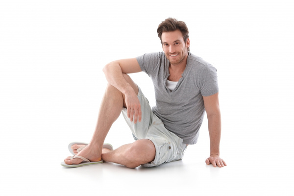 stockfresh id993760 handsome-man-in-summer-clothes-smiling sizeS