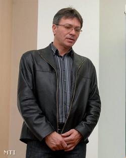 Wolf Gyula (Fotó: Kálmándy Ferenc)