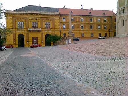A pécsi püspöki palota