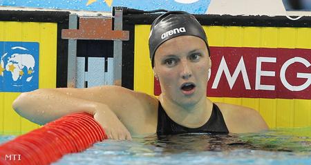 Hosszú Katinka (Fotó: Kovács Anikó)