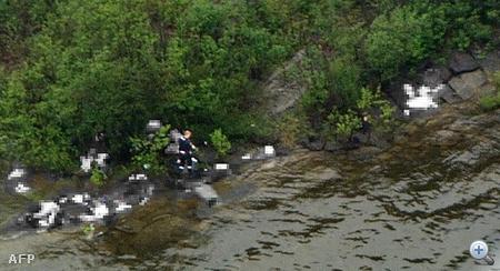 A szigeten Breivik percenként egy embert ölt meg