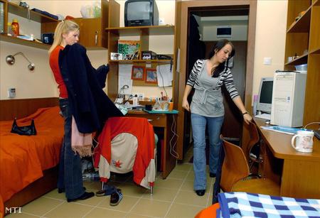 debreceni kollegium szoba