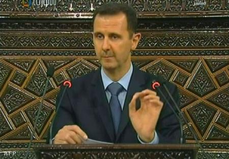 Aszad elnök még soha nem volt ekkora bajban