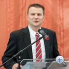 Az ügyvezető igazgató, Baranyai Ferenc