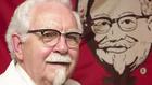 Weboldallal tisztelegnek a KFC ezredesének emléke előtt