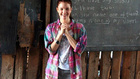 Drew Barrymore iskolába tereli a kenyai gyerekeket