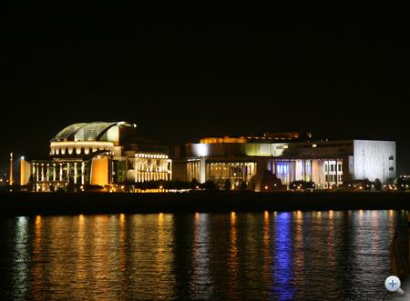 Kaszinóváros a Duna parton