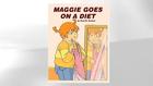 Botrányt kavart a gyerekeknek írt fogyókúrás könyv