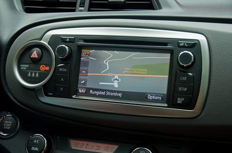 Az érintőképernyős, multimédiás Touch & Go