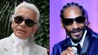 Karl Lagerfeld rendezte Snoop Dogg új videoklipjét