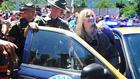 Daryl Hannah-t letartóztatták egy gázvezeték elleni tiltakozáson