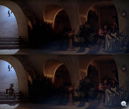 Új szereplővel bővült A Jedi visszatér legfrissebb változata