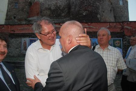 Gubcsi Lajos és Hende Csaba