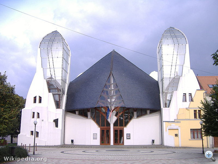 Makó Színház (Hagymaház) 1996