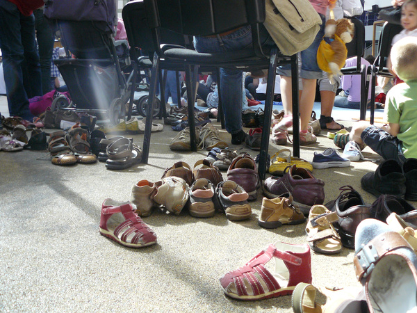 A cipők is buliztak