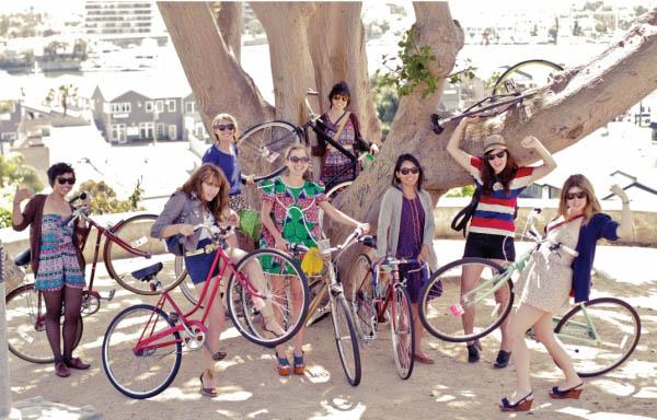 Cycle Chic Sundays