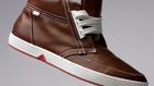 Bemutakozik a világ első biológiai úton lebomló bőrcipője