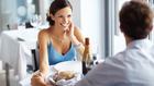 6+1 tipp, hogy mit ne egyél az első randin