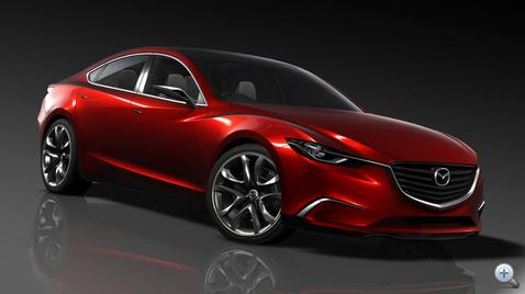 Mazda TAKERI Exterior 1  jpg72