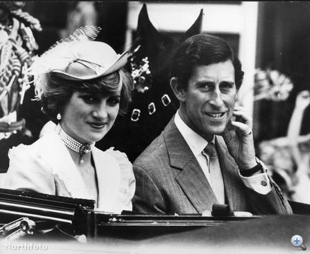 Diana hercegné és Károly herceg