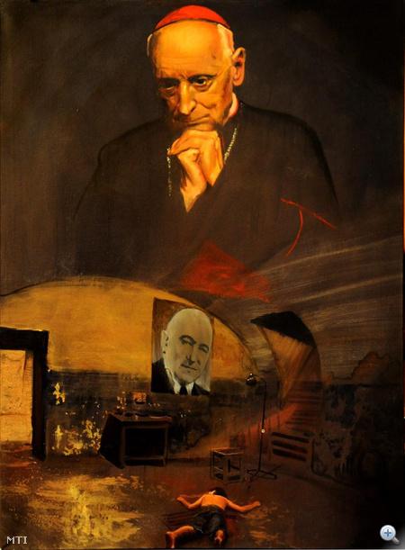 László Dániel: Rákosi Mátyás kora (1919-1953) című alkotása