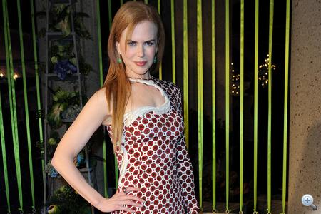 Nicole Kidman megérkezik a Country Music Awardsra