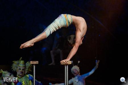 Cirque du Soleil - Alegría - Fernando Dudka