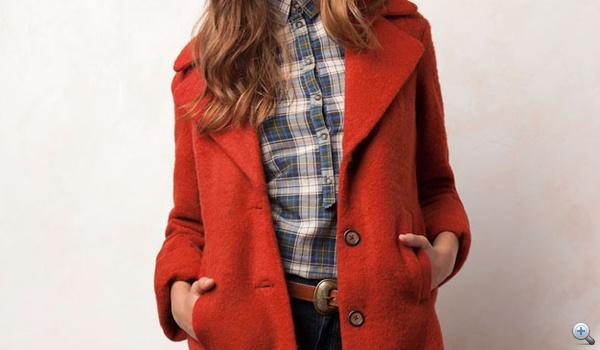 Pull and Bear: melegnek tűnő vékony, színes kabátka 21995 forint.