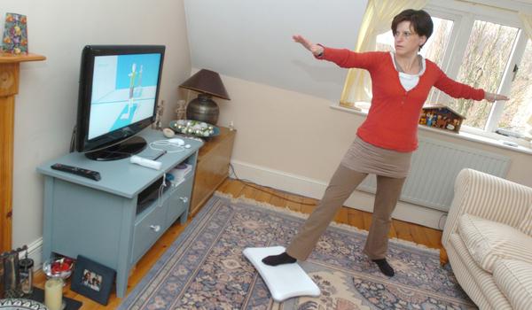 A tévé lehet a legújabb sporteszköz