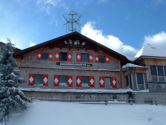 Hochwürzenhütte by pnc