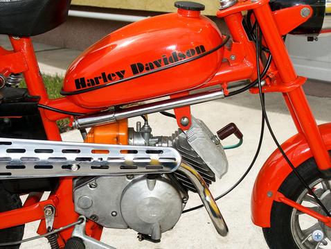 Sokan meg is kérdezték - ez tényleg egy Harley? Gyári a pumpa!
