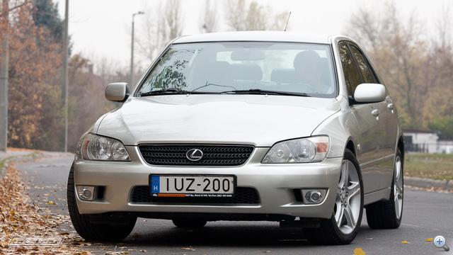 Ilyen kis Lexus többé nem lesz