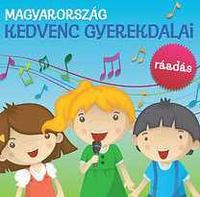 magyarország kedvenc gyerekdalai
