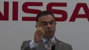 Fenyeget a Nissan-főnök