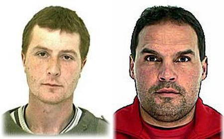 M. Tibor és H. Szabolcs (fotó: police.hu)
